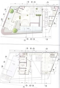 Green Architecture plan