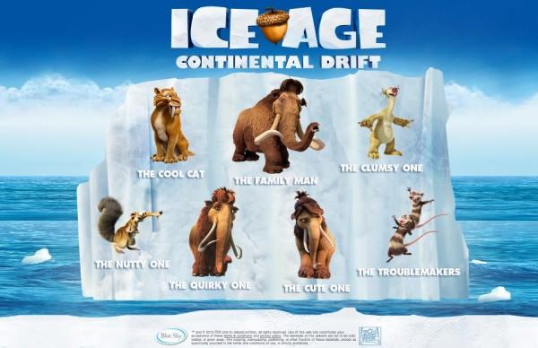 หนัง Ice Age