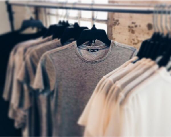 T-Shirt-Row-Uniform
