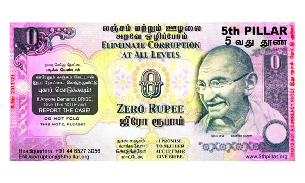 Zero Rupee F