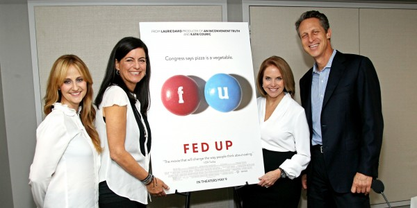 """Fed Up"" Press Conference"