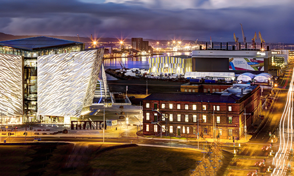 Titanic Quarter F
