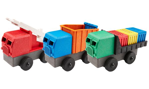 Luke Toy Factory F