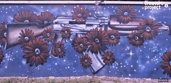 Street Artist Saving Generation 003