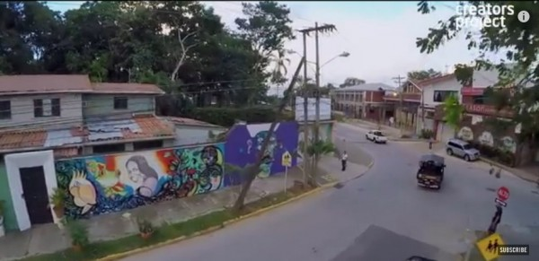 Street Artist Saving Generation 004