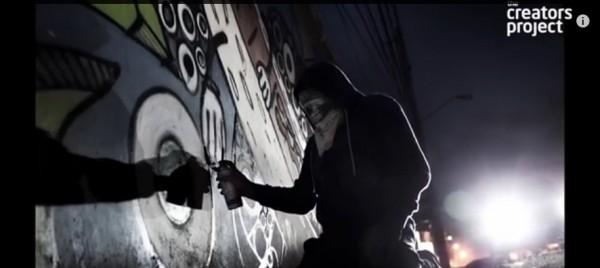 Street Artist Saving Generation 008